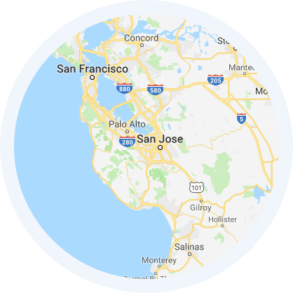 san jose care map